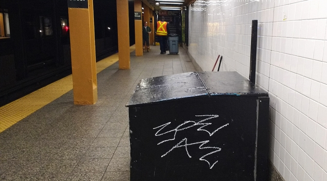 Graffiti in the South Bronx: Art or a Crime?