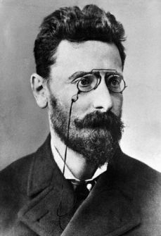 Photo of Joseph Pulitzer taken from The Authentic History Center